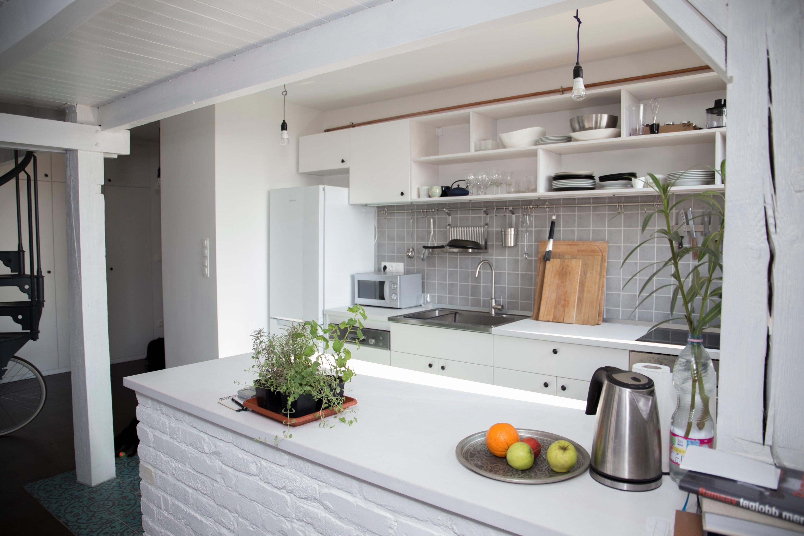 Lakásfelújítás konyha