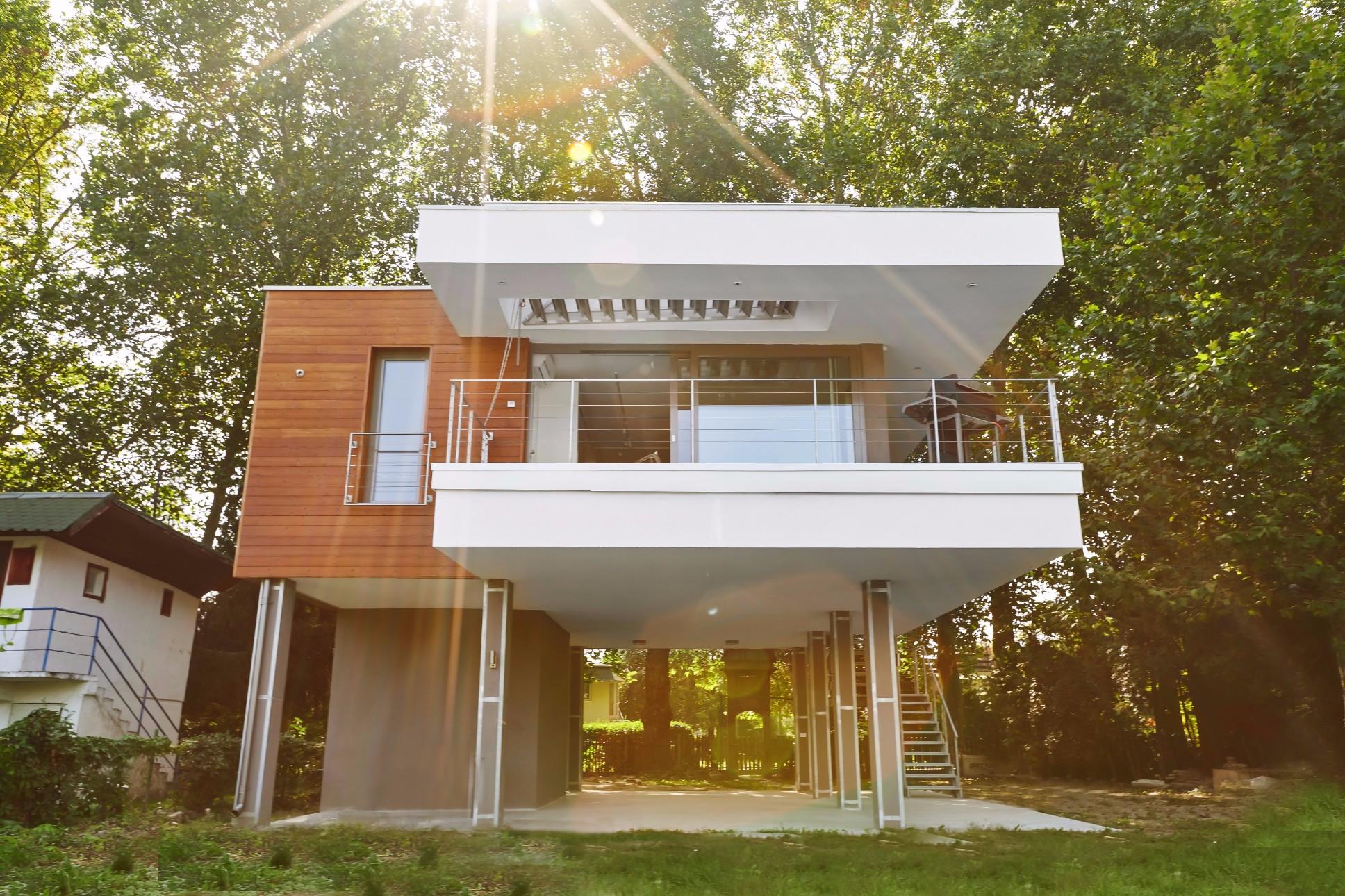 Lupa házépítés